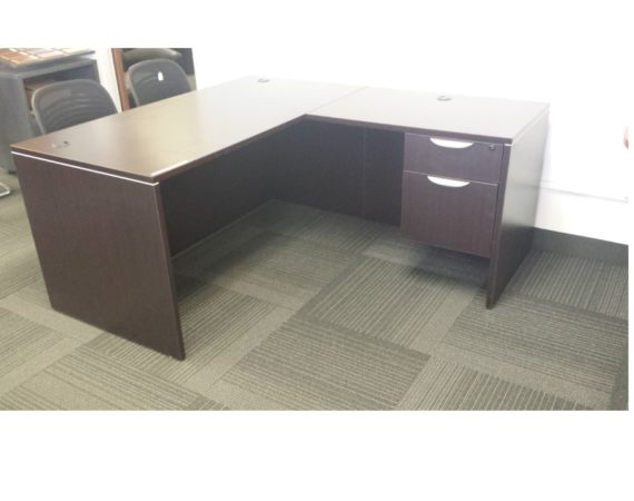 Office furniture used desk chair minnesota minneapolis delivery l-shape workstation